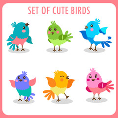Set Of Cute Birds In Vector. Colorful Birds Vector Collection. Cute Birds Talking. Cute Birds As Pets. Cute Birds Dancing. Cute Birds Compilation. Cute Birds For Sale.