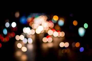 abstract background, bokeh background, blurred background, blurred bokeh, art, light, yellow bokeh, nights on street,