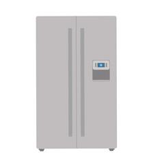 Closed fridge icon