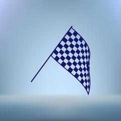 Starting symbol icon