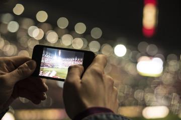 Fussball & Smartphone