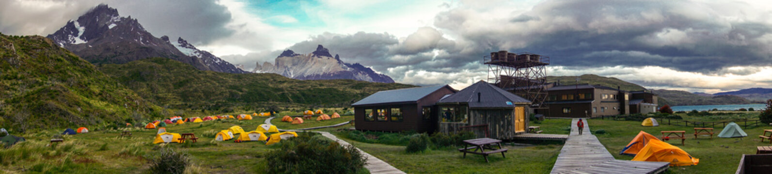 W-Circuit Torres Del Paine, Chile