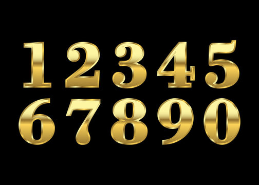 Fancy Numbers Photos Royalty Free Images Graphics Vectors Videos Adobe Stock