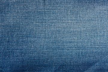 Jeans threads lines