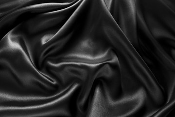 abstract background luxury cloth or liquid wave or wavy folds