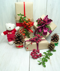 bright holiday gifts