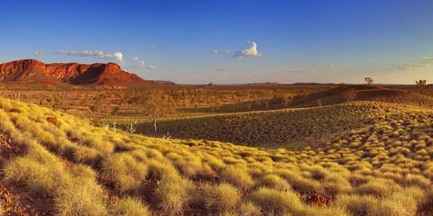 Australian landscape in Purnululu National Park, Australia