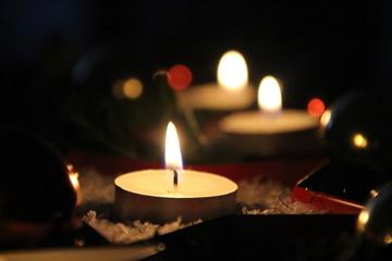 Lichtimpressionen im Advent