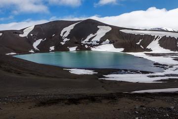 Foto auf Acrylglas Antarktis Deception Island