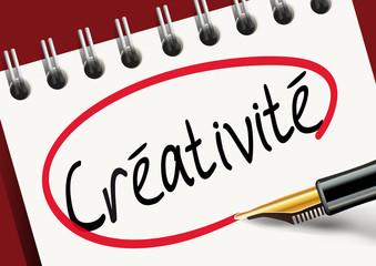 Créativité - créatif - créer - innovation - idée
