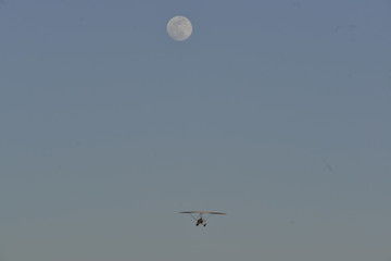 Moon and Ultralight