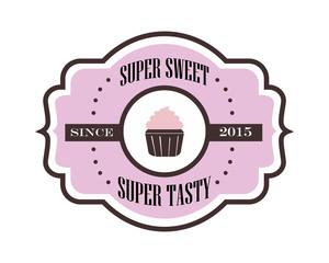 pancake shop logotype icon