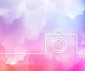 Abstract Creative concept vector background for Web and Mobile Applications, Illustration template design, business infographic, page, brochure, banner, presentation, booklet, document