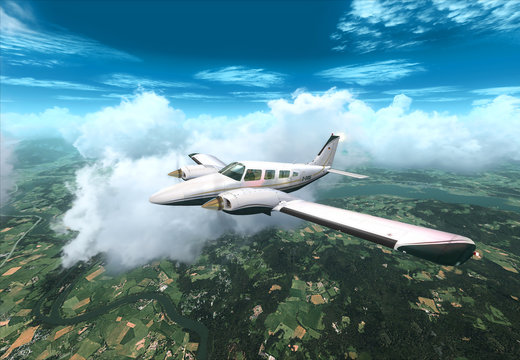 Piper Seneca PA34