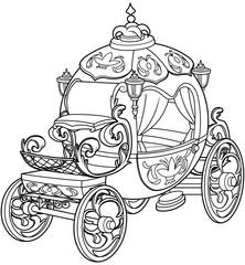 Cinderella Fairy Tale Pumpkin Carriage