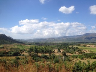Cuba - Valle de Los Ingenios, UNESCO World Heritage Site