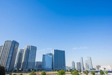 横浜の高層マンション