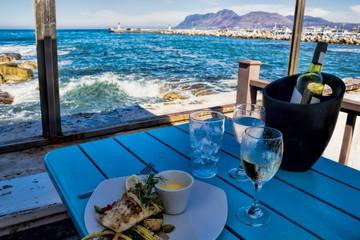 Südafrika, Fischgericht