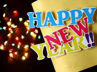Happy New Year. 2017
