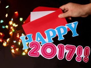 Happy New Year / 2017