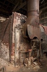 Boiler Room, Bodie Stamp Mill