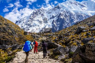 Salkantay Mountain Hike, Peru
