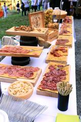 buffet per invitati
