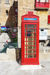 Vintage call box