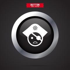 Pirate Head icon