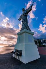 Jesus statue, Madeira