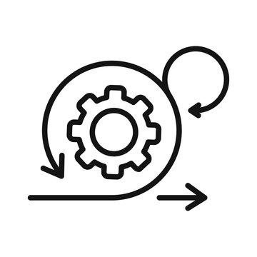 agile development illustration design