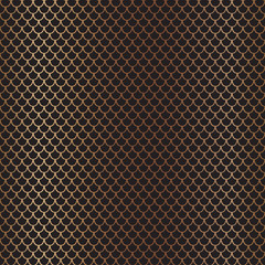 seamless pattern scales brown background
