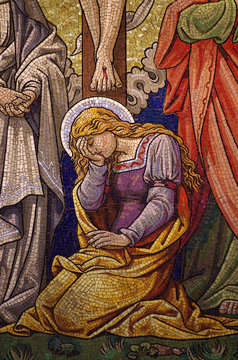 Mary Magdalene (mosaic)