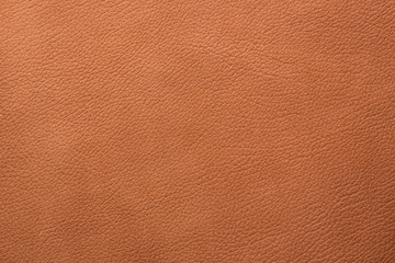 Brown leather background Wall mural