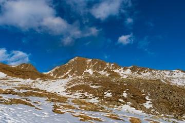 Blick auf Ritzlar Eisacktal Südtirol