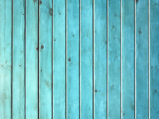 Close up of wall made of old wooden planks.