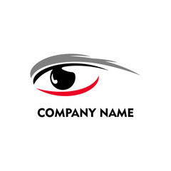 Creative Eye Template Logo