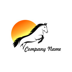 Unique Template Company Logo
