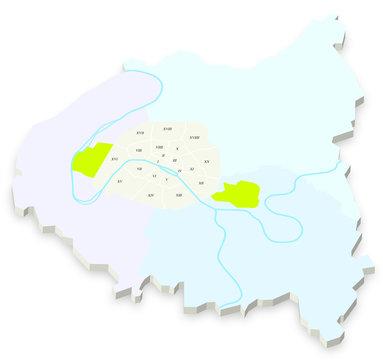 Ile de France & Paris