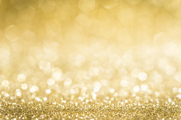 Golden background, christmas , new year