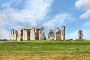Stonehenge prehistoric megalithic standing stones circle monument
