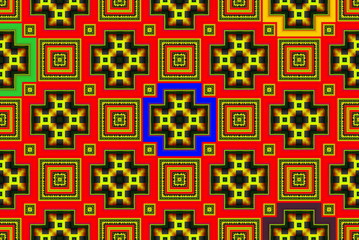 Background reminding of a Rennaissance ceiling