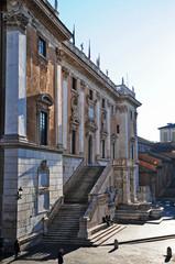 Roma, il Campidoglio