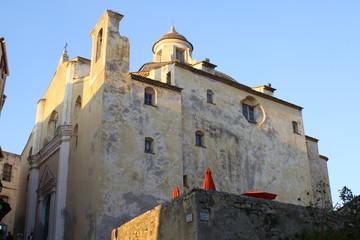 Cathedral St. Jean Baptiste Calvi Corsica