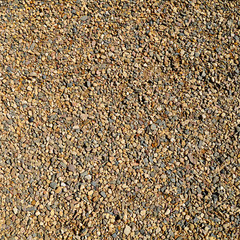 Background made of closeup a gravel pattern floor