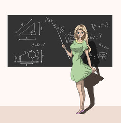 Wiskunde lerares