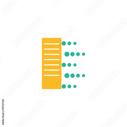 Abstract building architecture logo vector element stock for S architecture logo