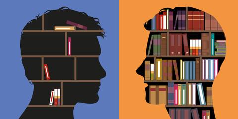 éducation - connaissance - savoir - instruction - littérature - ignorance