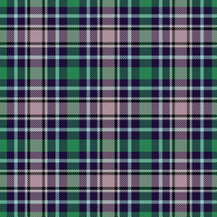 Plaid Tartan Seamless Pattern Background