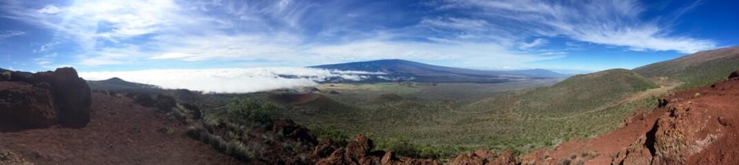 Mauna Loa Panorama
